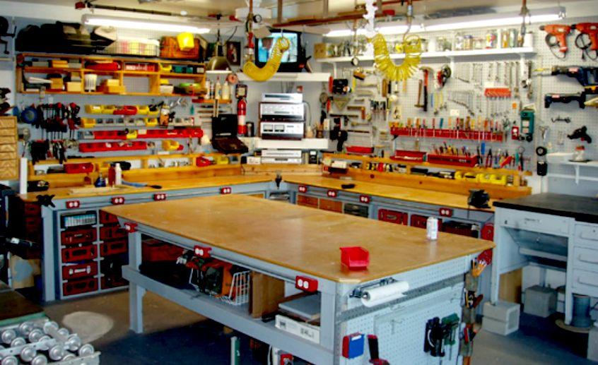 workshop repairs